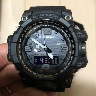 値下交渉可 G-SHOCK 新品 未使用 gwg 1000 マッドマスター (腕時計(デジタル))