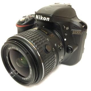 Nikon - NIKON D3300 標準レンズ
