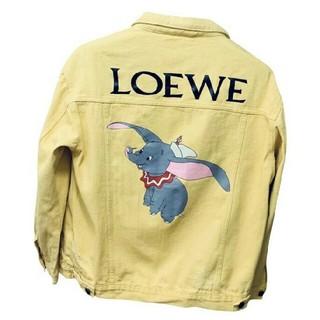 ローリーズファーム(LOWRYS FARM)のLOEWE テーラードジャケット(テーラードジャケット)