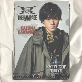 THE RAMPAGE - 川村壱馬 クリアファイル