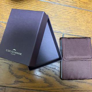 ココシュニック(COCOSHNIK)のココシュニック 空箱(ショップ袋)