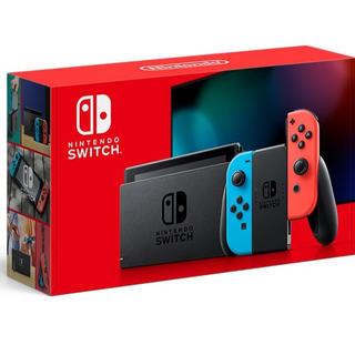 Nintendo Switch - 新品未使用 任天堂 Switch 新型 本体