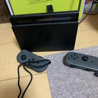 Nintendo Switch Joy-Con (L) / (R) グレー」