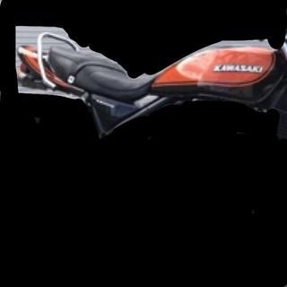 カワサキ(カワサキ)のゼファー400 外装セット 火の玉カラー(パーツ)