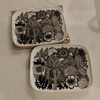 マリメッコ(marimekko)のmarimekko マリメッコ プレート 2枚セット(食器)