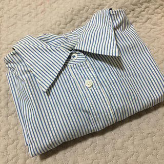 ギャップ(GAP)のGAP ストライプシャツ (シャツ/ブラウス(長袖/七分))