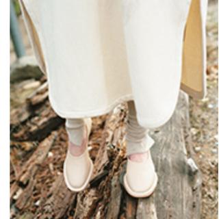 エンフォルド(ENFOLD)のnagonstans フラットシューズ (ローファー/革靴)