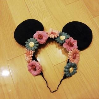 Disney - ディズニー ミニー ヘアバンド