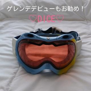 DICE - DICEレディースゴーグル