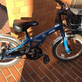 ジープ(Jeep)のジープ自転車(自転車)