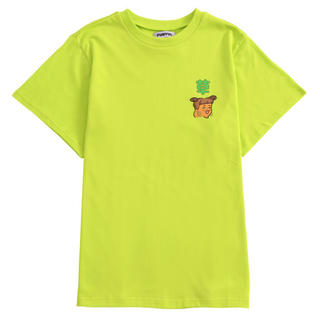 プニュズ(PUNYUS)の渡辺直美プロデュース!punyus ワンポイント草Tシャツ 大きいサイズ(Tシャツ(半袖/袖なし))