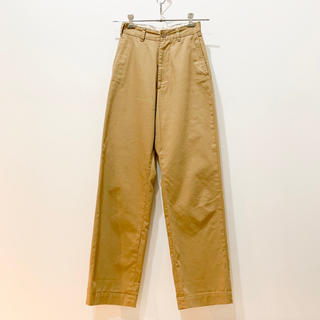 シンゾーン(Shinzone)のShinzone【HIGH WAIST CHINO】(チノパン)