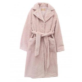 ハニーミーハニー(Honey mi Honey)のhoney mi honey ♡  2018AW sheep coat(ロングコート)