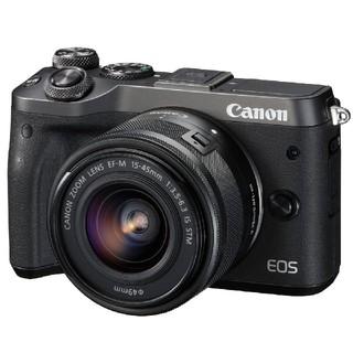 Canon - Canon キャノン EOS M6・EF-M15-45 IS STMレンズキット