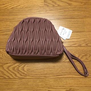 しまむら - しまむら miumiu風 キルトショルダーバッグ