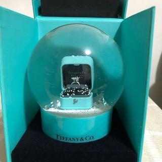Tiffany & Co. - TIFFANY  クリスタルボール