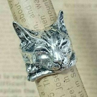 眠り猫  リング  指輪(リング(指輪))