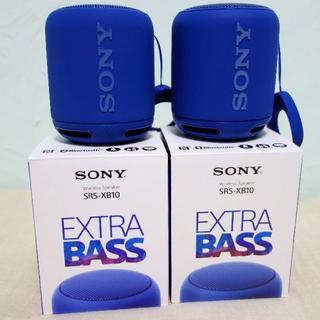 SONY - SONY SRS-XB10 BLUE