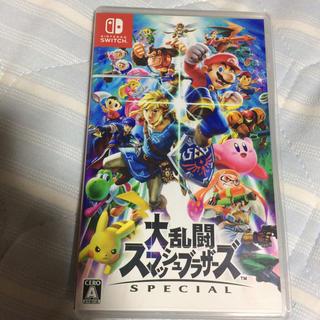 ニンテンドースイッチ(Nintendo Switch)の大乱闘スマッシュブラザーズ SPECIAL(家庭用ゲームソフト)
