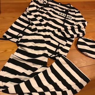 囚人 コスプレ セット Loft ハロウィン(衣装一式)