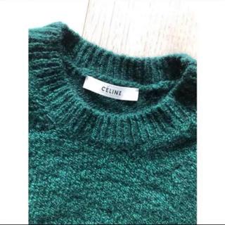 セリーヌ(celine)の【美品】セリーヌフィービーカシミヤセーター XS(ニット/セーター)