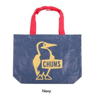 CHUMS - CHUMS チャムス タイベック トートバッグ
