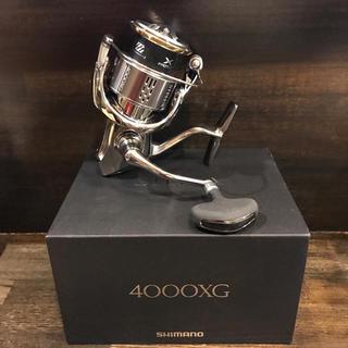 SHIMANO - 18ステラ  4000XG 新品未使用