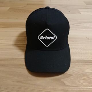 F.C.R.B. - 正規品 FCRB bristol ブリストル ニューエラ 美品 キャップ 帽子