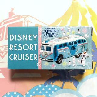 Disney - 未開封 ディズニー アナ雪 フローズンファンタジー トミカ リゾートクルーザー