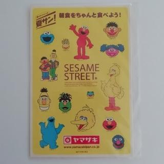 SESAME STREET - ヤマザキ限定 セサミストリート シール