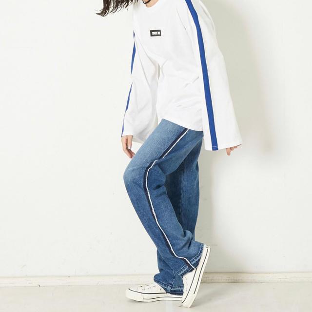 CONVERSE(コンバース)のCONVERSE TOKYO ロンT Tシャツ コンバーストウキョウ レディースのトップス(Tシャツ(長袖/七分))の商品写真