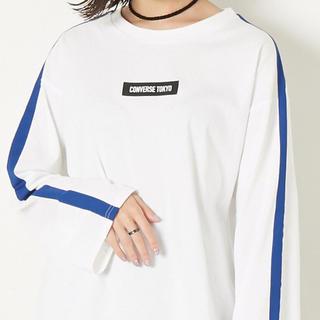 コンバース(CONVERSE)のCONVERSE TOKYO ロンT Tシャツ コンバーストウキョウ(Tシャツ(長袖/七分))