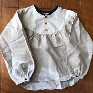 Caramel baby&child  - popelin ブラウス6y110120 海外子供服