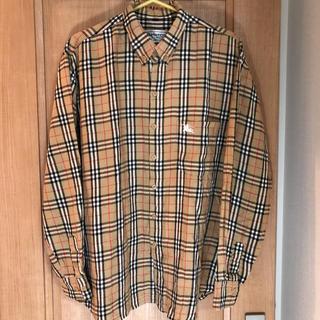 BURBERRY - Burberry's nova check shirt