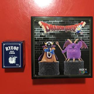スクウェアエニックス(SQUARE ENIX)のドラゴンクエスト フィギュア ショットグラス ふくびき所 りゅうおう ゾーマ(ゲームキャラクター)