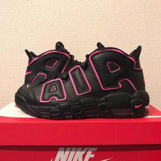 NIKE - 23.5cm NIKE AIR MORE UPTEMPO GS