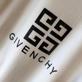 GIVENCHY - ジバンシィ フロント ロゴプリント Tシャツ 新品