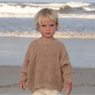Caramel baby&child  - summer&strom  セーター 新品未使用