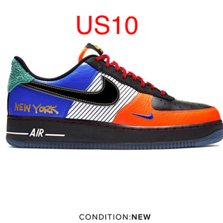 NIKE - Air Force 1 NYC City of Athletes US10