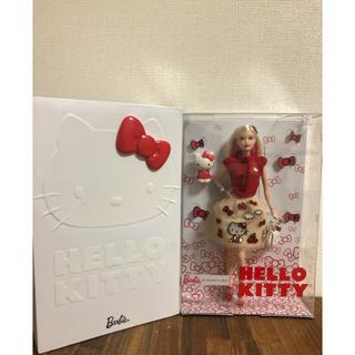 バービー(Barbie)の★Barbie Hello Kitty バービー ハローキティ 人形 レア(人形)