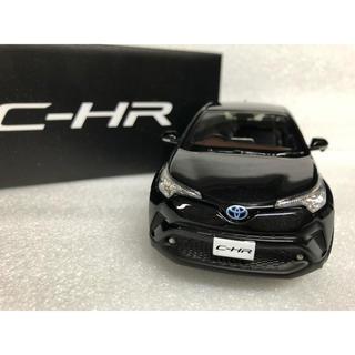 トヨタ C-HR ミニカー 非売品