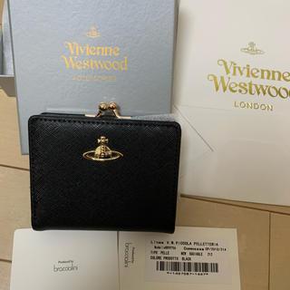 Vivienne Westwood - ヴィヴィアンウエストウッド  がま口財布 折財布 新品未使用