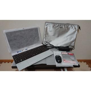 ソニー(SONY)のノートPC SONY VAIO VPCEH39FJ/W(ノートPC)