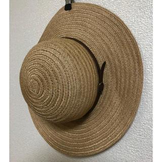 ローズバッド(ROSE BUD)のメッシュブレードハット《hats&dreams》(麦わら帽子/ストローハット)