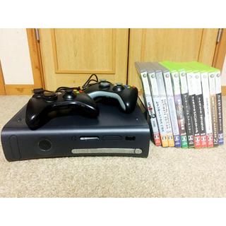 Xbox360 - Xbox360 120GB 本体 コントローラー 専用ソフト付き