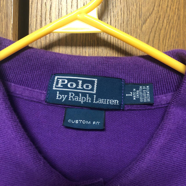 POLO RALPH LAUREN(ポロラルフローレン)のラルフローレン 長袖ポロシャツ メンズのトップス(ポロシャツ)の商品写真