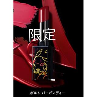 shu uemura - シュウ ウエムラ2019 ポケモンコラボ  限定 リップ  ボルトバーガンディー