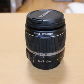 Canon - 激安 Canon ズームレンズ 18-55