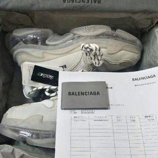 Balenciaga - BALENCIAGA TRIPLE S トリプルS クリアソール