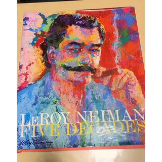 LEROY NEIMAN  の  「 FIVE DECAES 」(文芸)